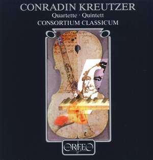 Conradin Kreutzer: Chamber Music