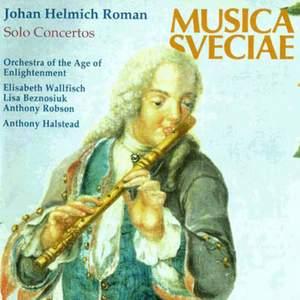 Roman - Solo Concertos