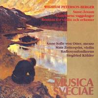 Peterson-Berger: Romance for Violin & Orchestra, etc.