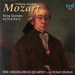 Mozart - Complete String Quintets Volume 1 Product Image