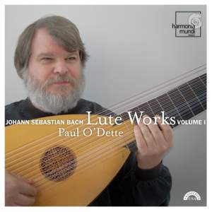 Bach - Lute Works Volume 1