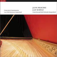 Concertos and Solo Works for Harpsichord