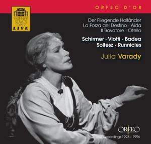 Julia Varady sings Opera Arias