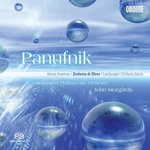 Panufnik, A: Orchestral Works