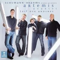 Brahms & Schumann: Piano Quintets