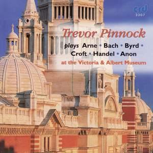 Trevor Pinnock At The Victoria And Albert Museum