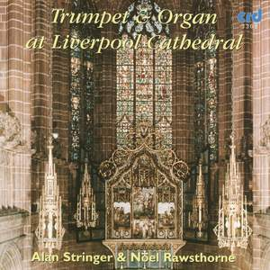 Trumpet & Organ At Liverpool Cathedral Product Image