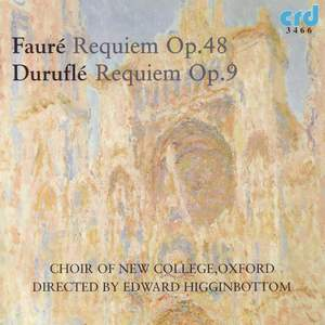 Fauré & Duruflé: Requiems
