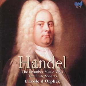 Handel - Chamber Music Vol. 1 Product Image
