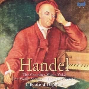 Handel - Chamber Music Vol. 2