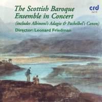 The Scottish Baroque Ensemble In Concert