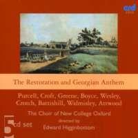 The Restoration And Georgian Anthem