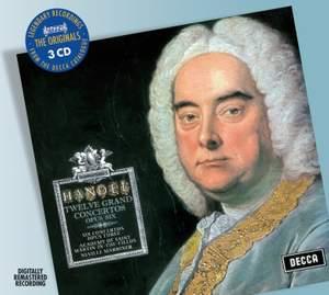 Handel - Concerti Grossi Product Image