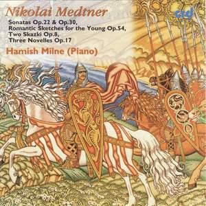 Nikolai Medtner - Piano Music Volume 3