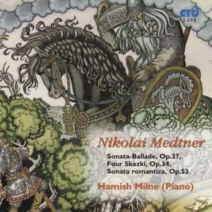 Nikolai Medtner - Piano Music Volume 5