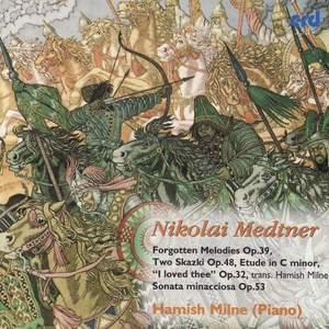 Nikolai Medtner - Piano Music Volume 6