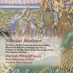 Medtner: Piano Quintet & other chamber works