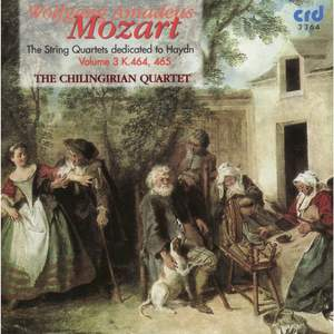 Mozart - 'Haydn' Quartets Vol. 3 Product Image