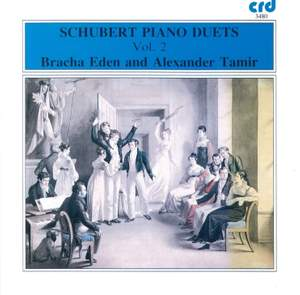 Schubert - Piano Duets Vol. 2