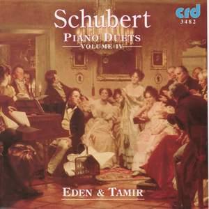 Schubert - Piano Duets Vol. 4