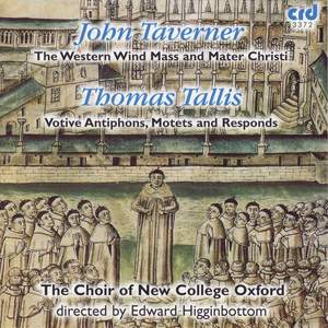 New College sing Taverner and Tallis