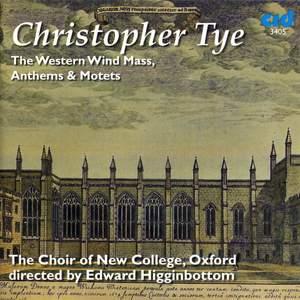 Tye: Western Wind Mass