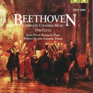 Beethoven Chamber Music For Flute