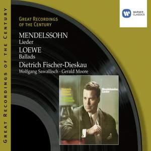 Mendelssohn & Loewe: Lieder