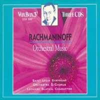 Rachmaninov Orchestral Music
