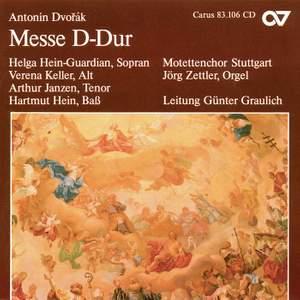 Dvořák: Mass in D major, Op.86 (B175)