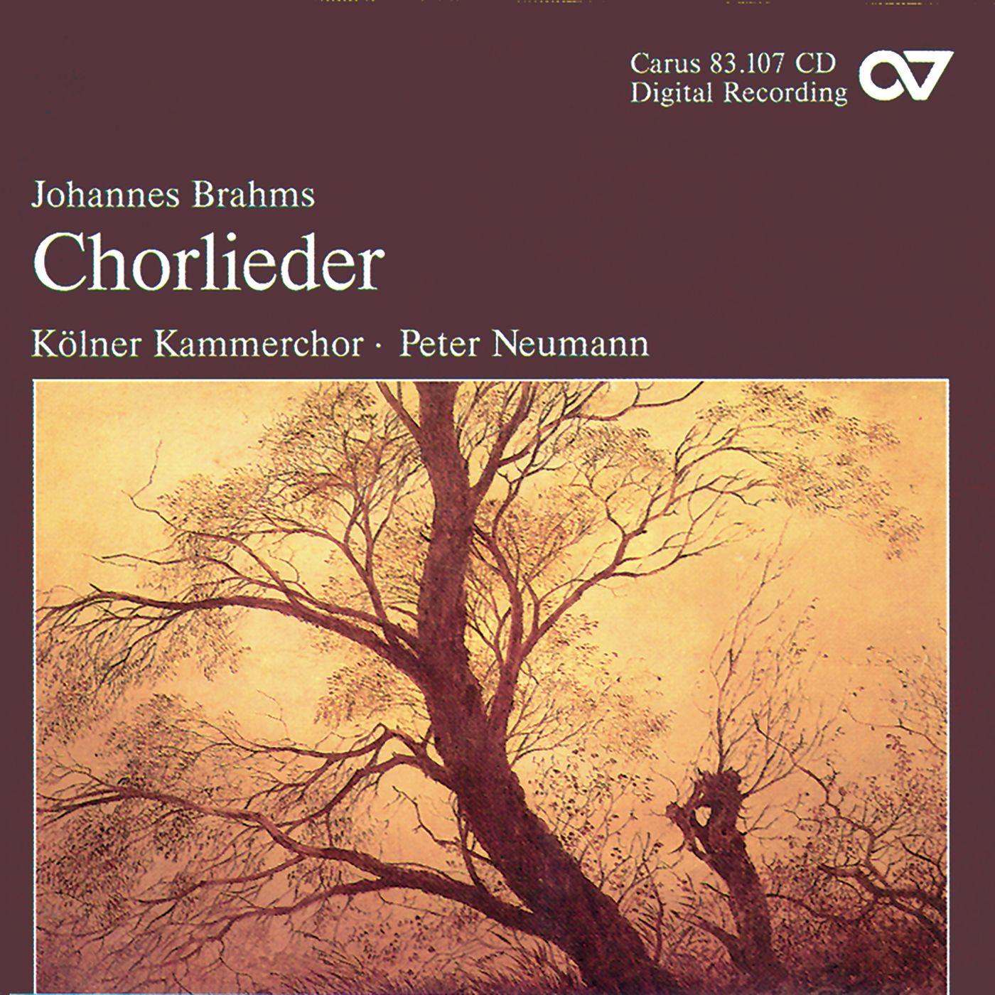 Brahms: Choral Songs