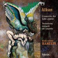 Alkan - Concerto for Solo Piano