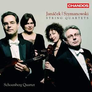 Szymanowski & Janacek - String Quartets