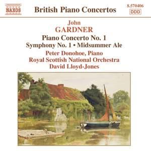 John Gardner: Piano Concerto No. 1
