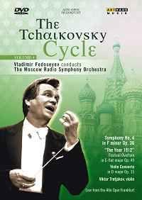 The Tchaikovsky Cycle Volume IV