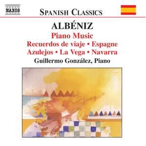 Albéniz: Piano Music, Volume 2