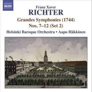 Richter - Grandes Symphonies Nos. 7-12 (Set 2)