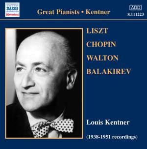 Great Pianists - Louis Kentner (1905-1987)