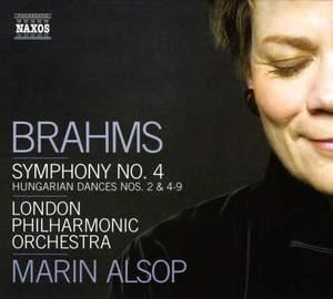 Brahms: Symphony No. 4 & Hungarian Dances (selection)