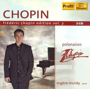 Frédéric Chopin Edition Volume 3 - Polonaises