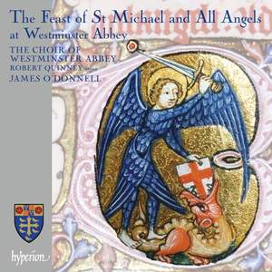 The Feast of St Michael and All Angels at Westminster Abbey (Michaelmas)