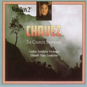 Chávez - Complete Symphonies
