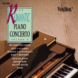 The Romantic Piano Concerto, Vol. 4