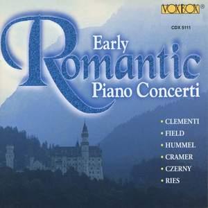 Early Romantic Piano Concerti