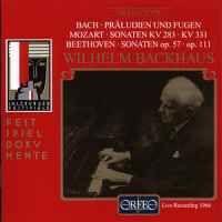 Wilhelm Backhaus - 1966 Salzburg Recital