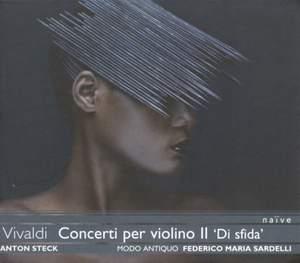 Vivaldi - Violin Concertos Volume 2