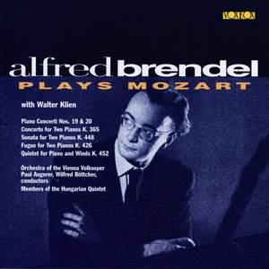 Alfred Brendel Plays Mozart