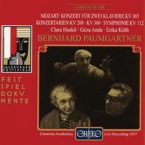 Paumgartner conducts Mozart