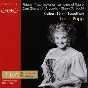 Lucia Popp - Opera Highlights