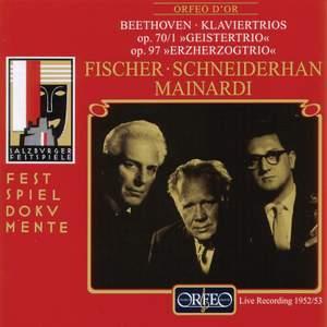 Beethoven: Piano Trios Nos. 5 & 7